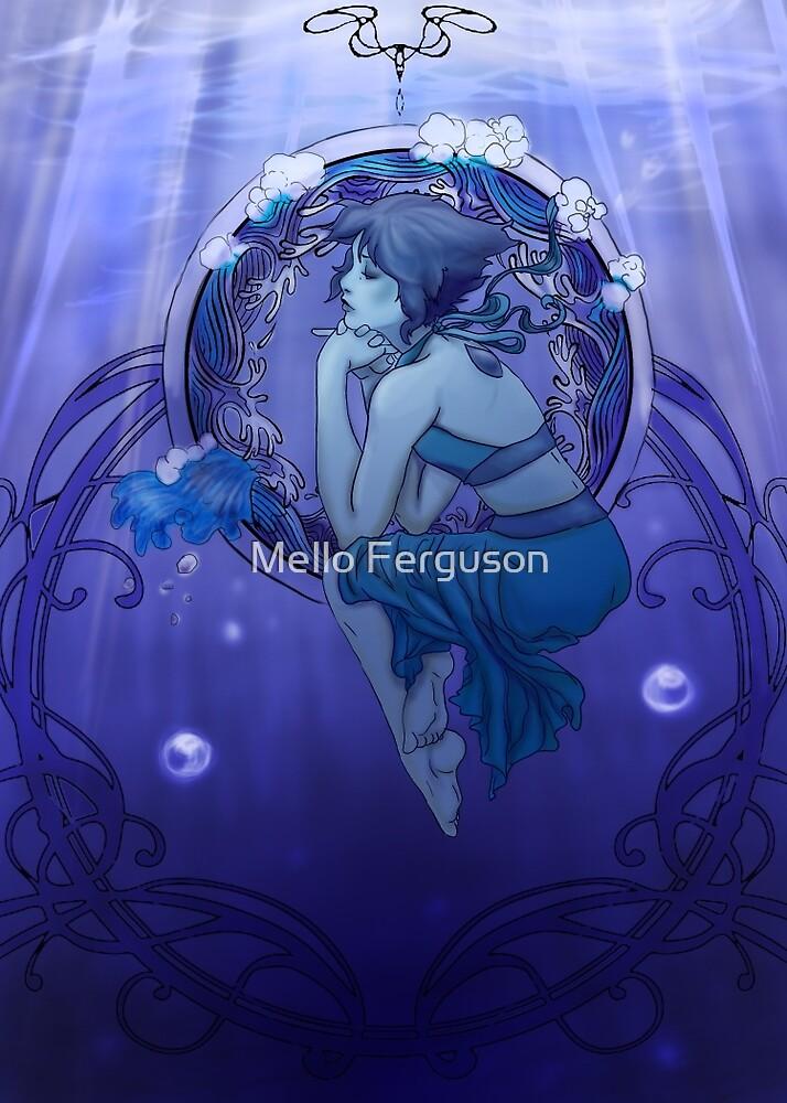 Lapis Lazuli by Mello Ferguson