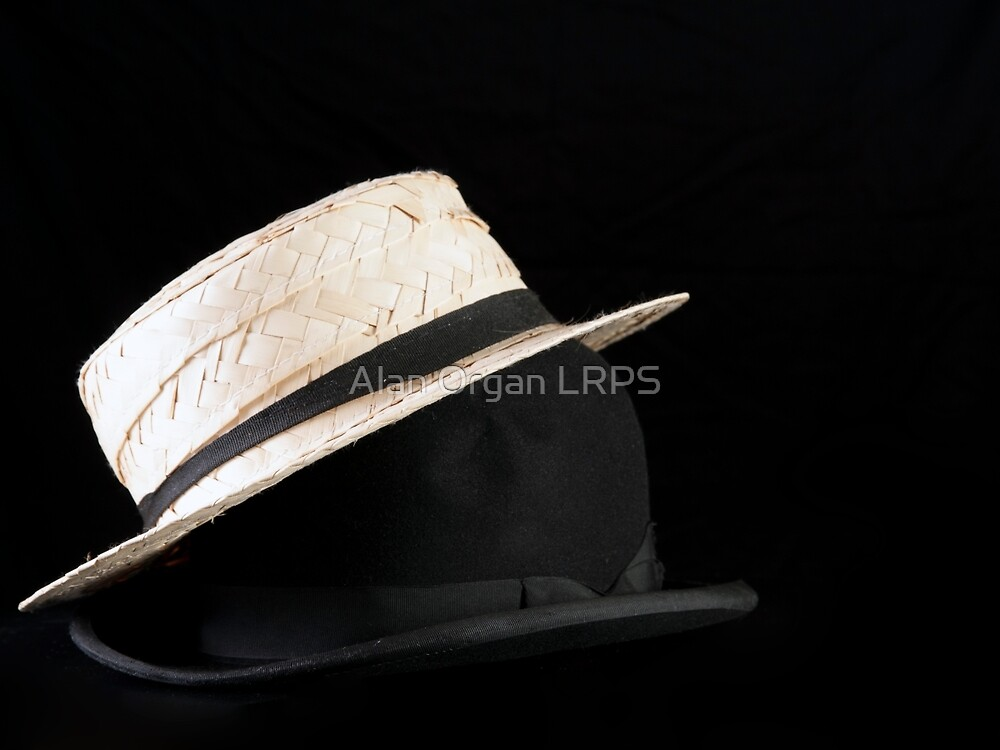 Hats Two by Alan Organ LRPS