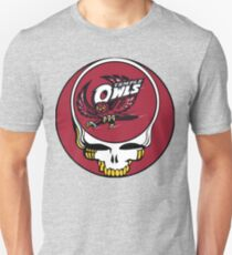 Temple Owls Steal Your Face Unisex T-Shirt