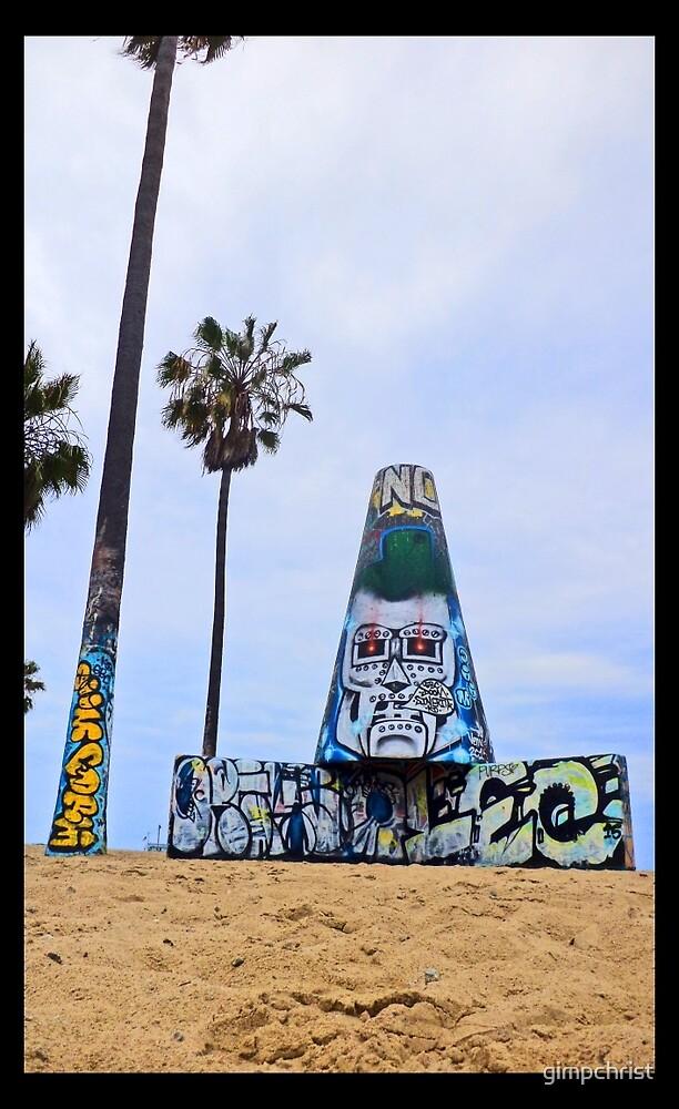 Venice Beachatron by gimpchrist
