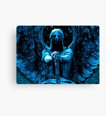 The Angel of Death Victorious Canvas Print