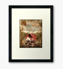 One Magical Summer Framed Print