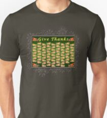 Give Thanks Unisex T-Shirt