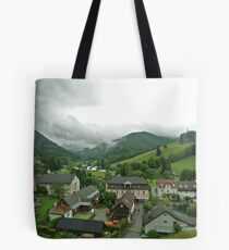In the Valley - Austria Tote Bag