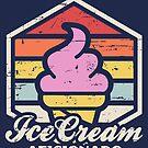 Ice Cream Aficionado by artlahdesigns