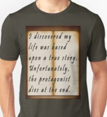 Biographical Self-Discovery T-Shirt