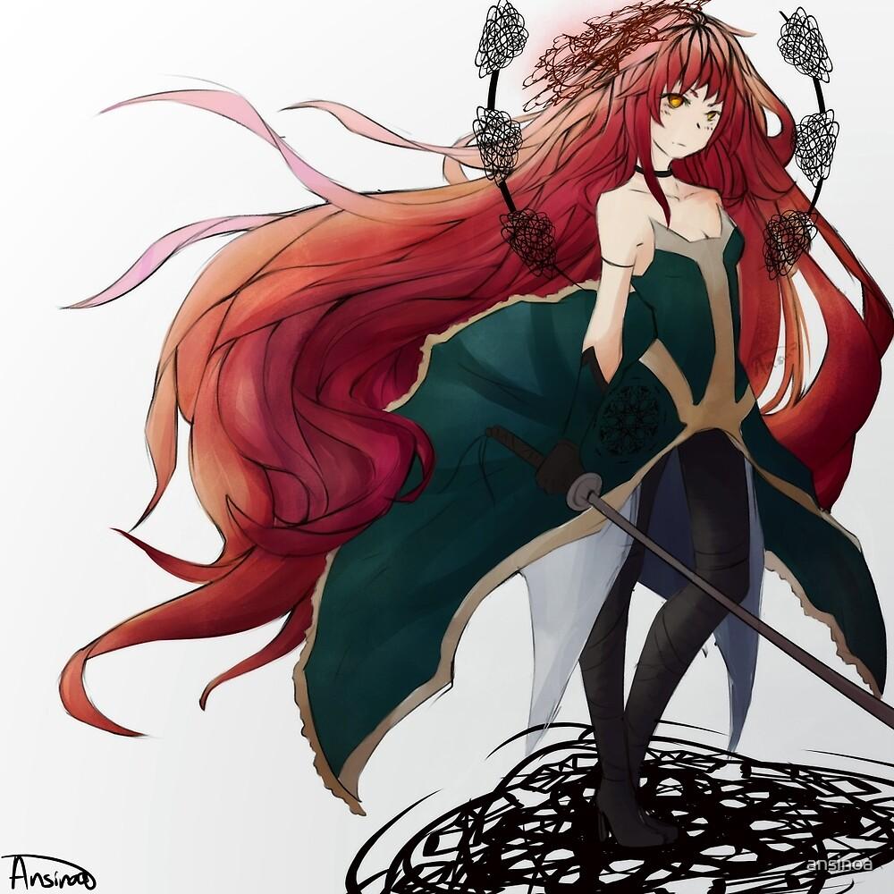 Princess of Death by ansinoa