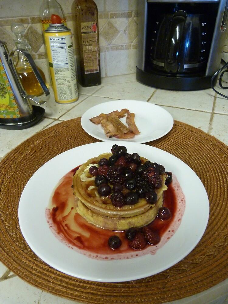 a Breakfast Favorite by Gordon Taylor