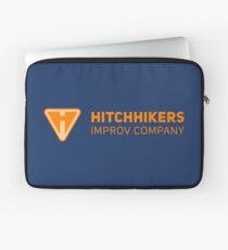 Hitchhikers Improv (Creamsicle) Laptop Sleeve
