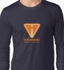 Hitchhikers Improv (Creamsicle) Long Sleeve T-Shirt