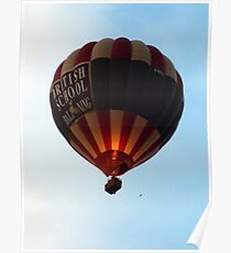 A lot of Hot Air Poster