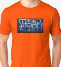 West Coast Classic Graffiti  Unisex T-Shirt