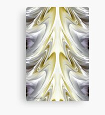 Nonstop Apple Blossom Abstract Canvas Print