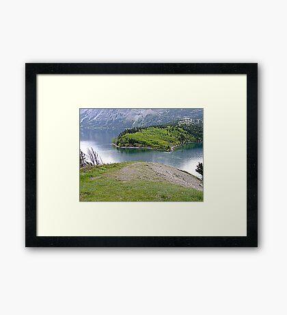 The Bosporus-Waterton Framed Print