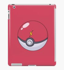 Pikachu's Pokeball iPad Case/Skin