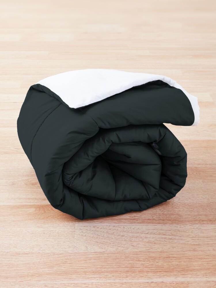 Alternate view of Astro Zombie Comforter