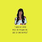 Tahani The Good Place Quote by leeseylee