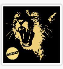 Ratatat Classics Sticker