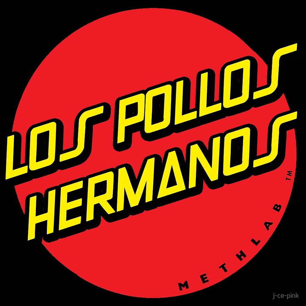 Los Pollos Hermanos Skateboards by j-ce-pink