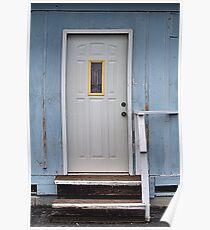 Nice Door Poster