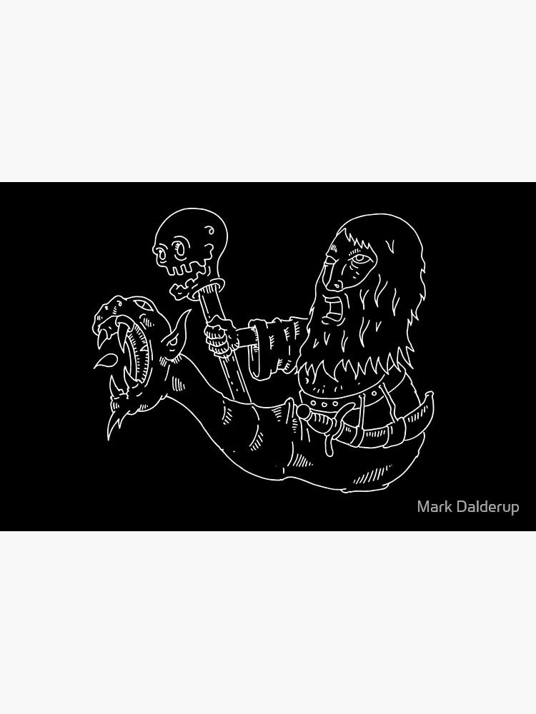 merdragonmagician by markdalderup