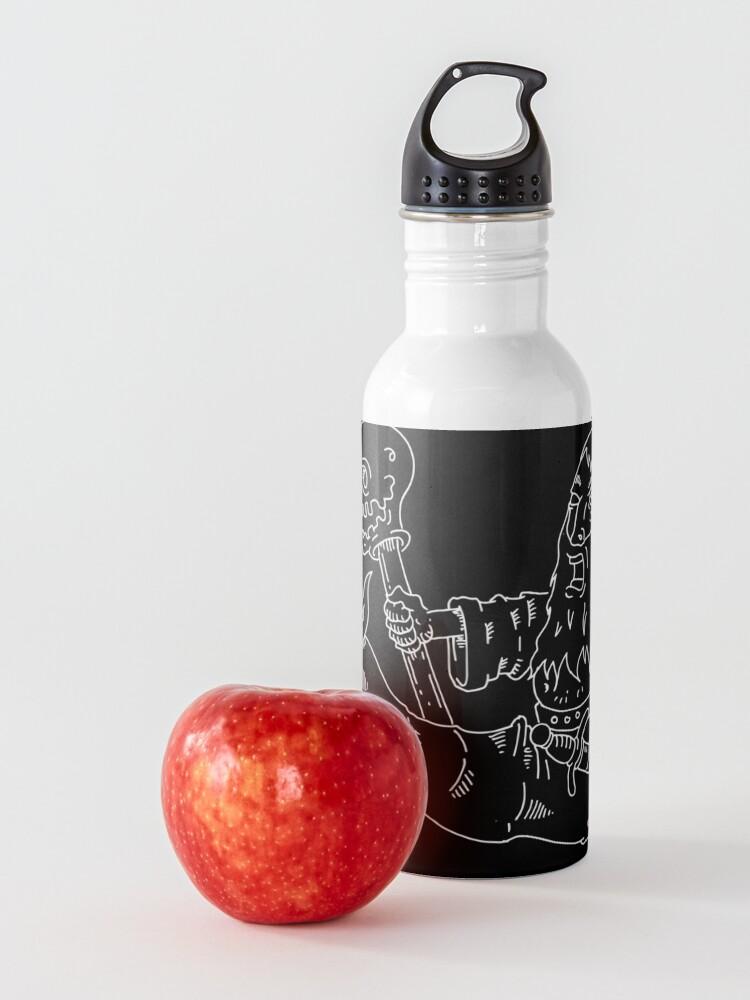 Alternate view of merdragonmagician Water Bottle