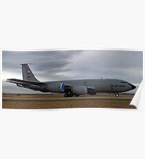 KC-135 Stratotanker Poster