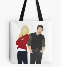 Swanfire - Once Upon a Time Tote Bag