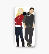 Swanfire - Once Upon a Time Samsung Galaxy Case/Skin