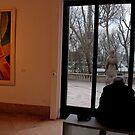 Paris - Méditation by Jean-Luc Rollier