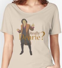 Rumplestiltskin - Really Dearie? Women's Relaxed Fit T-Shirt