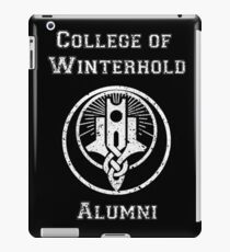 College of Winterhold Alumni iPad Case/Skin