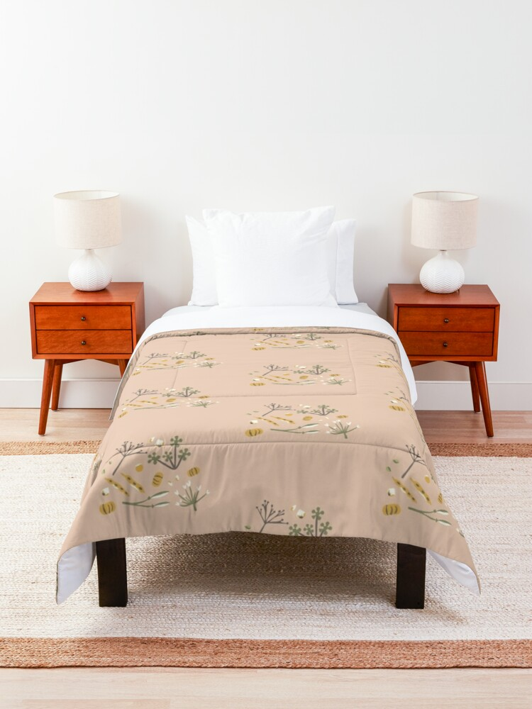 Alternate view of Autumn Comforter