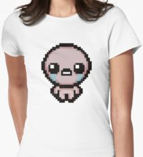 The Binding Of Isaac Rebirth Womens Fitted T-Shirt