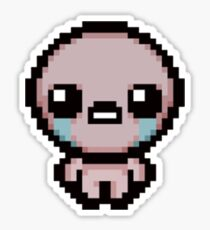 The Binding Of Isaac Rebirth Sticker
