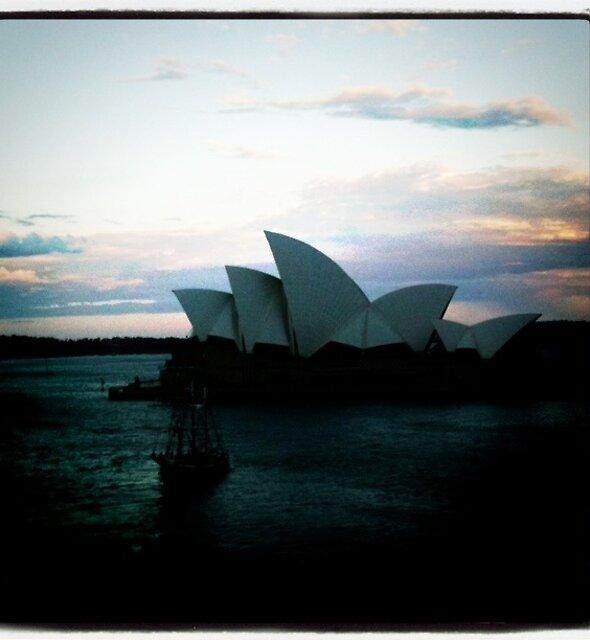 Sydney Opera House by Georgia Rose Wilson