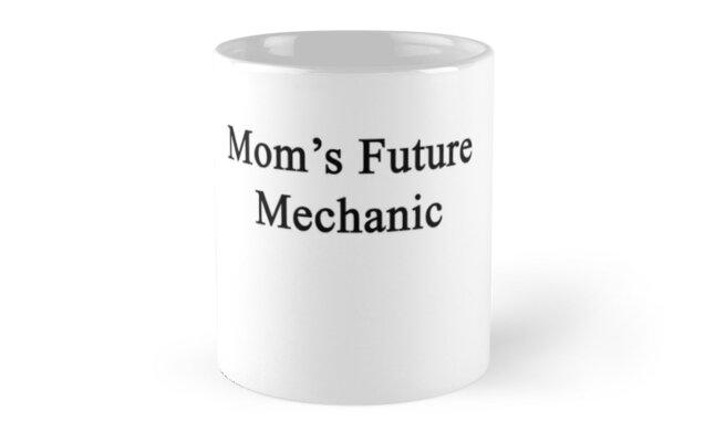 Mom's Future Mechanic  by supernova23