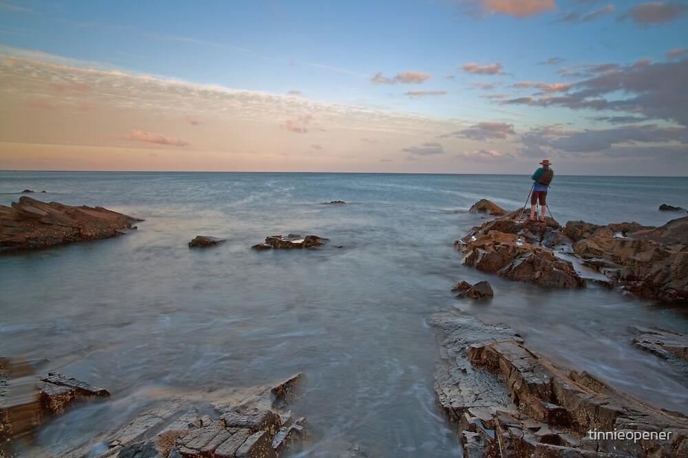 Garth on the Rocks by tinnieopener