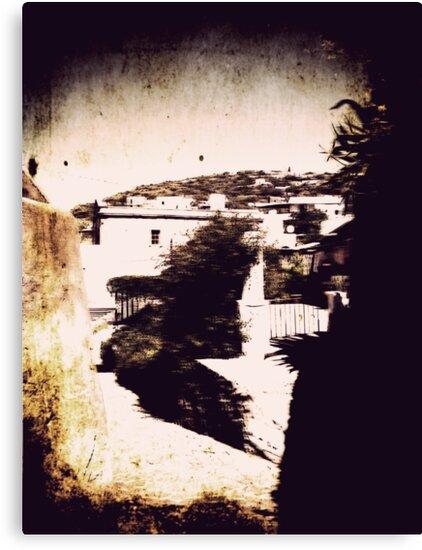 Iddu's alleyway 8 by FilleDeLEau