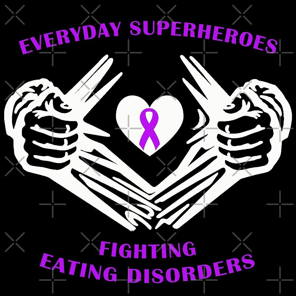 Eating Disorder Heroes by Nisa Katz