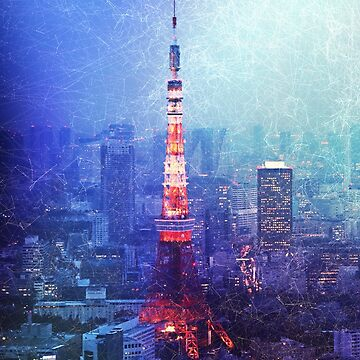Tokyo Tower by indulgemyheart
