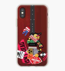 Vinilo o funda para iPhone Guitarra Michael Cherry