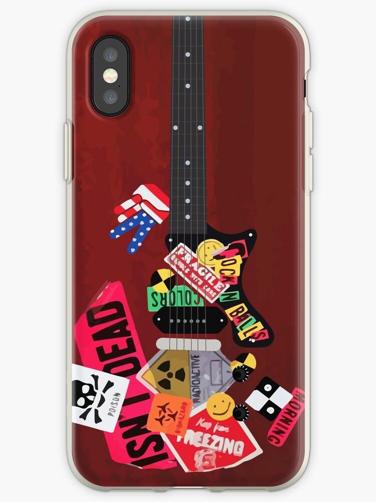 Michael Cherry Guitar by dirennastudio