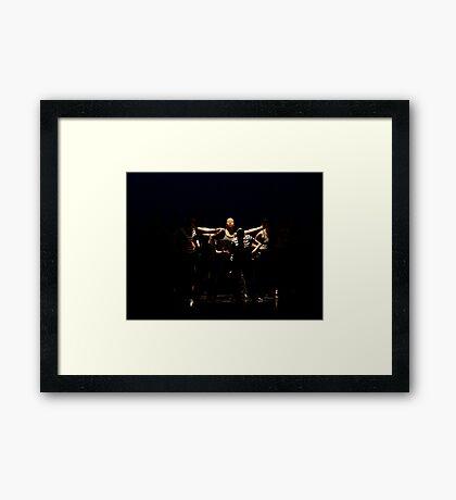 Jailhouse Rock Framed Print