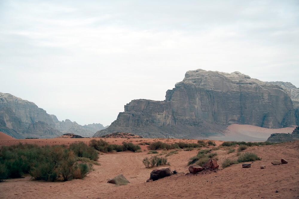 Wadi Rum by Mark Prior