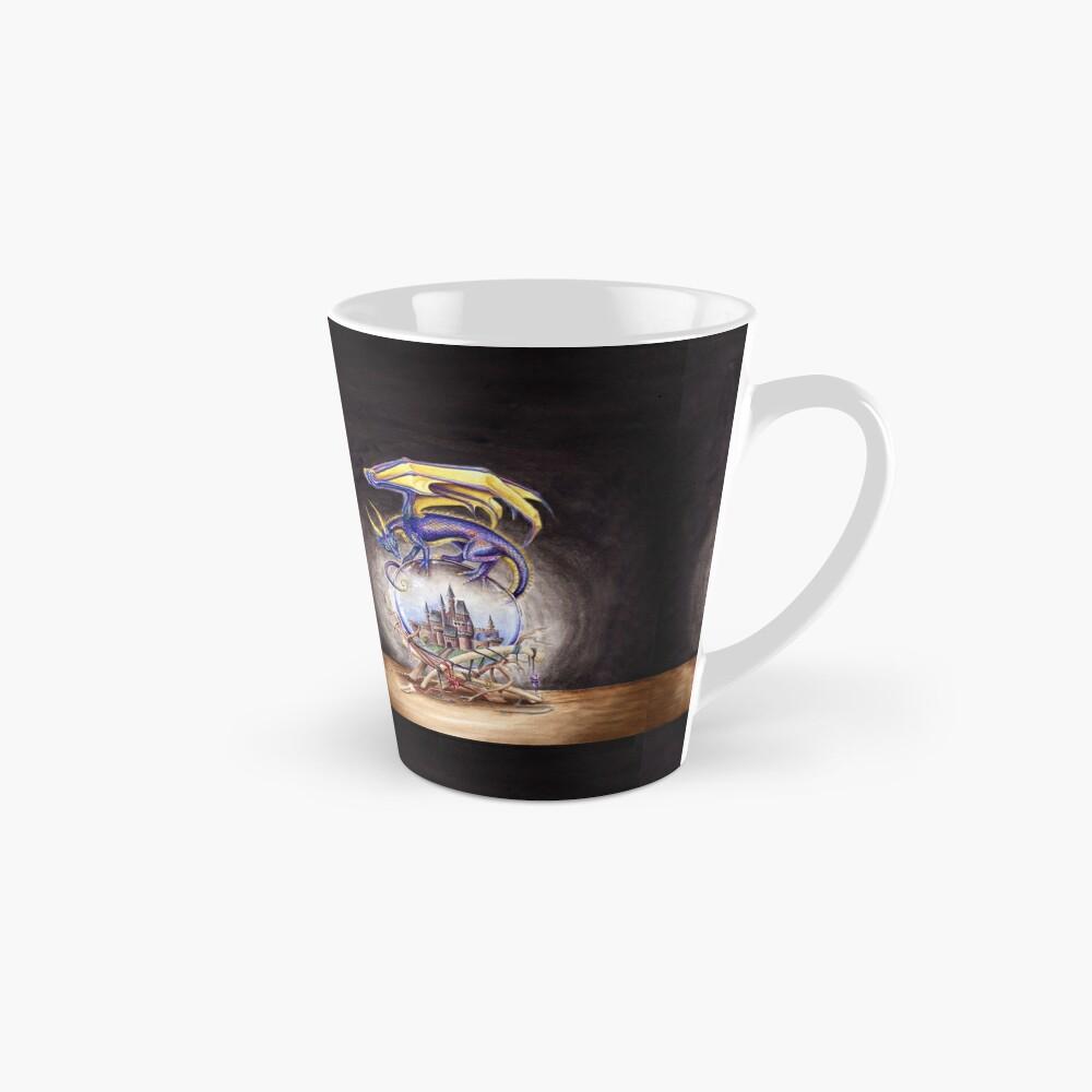 The Mystic's Familiar Mug