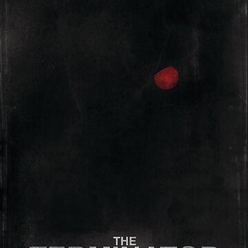 """The Terminator"" - minimalist movie poster design by jeremy88"