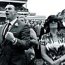 A day at the races by Sue-Ellen Cordon