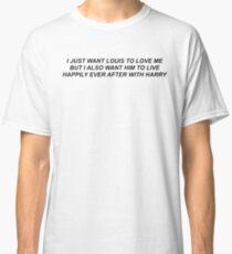 Larry Stylinson 2 Classic T-Shirt