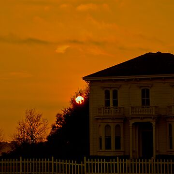 House of the Setting Sun by BaldUgly1